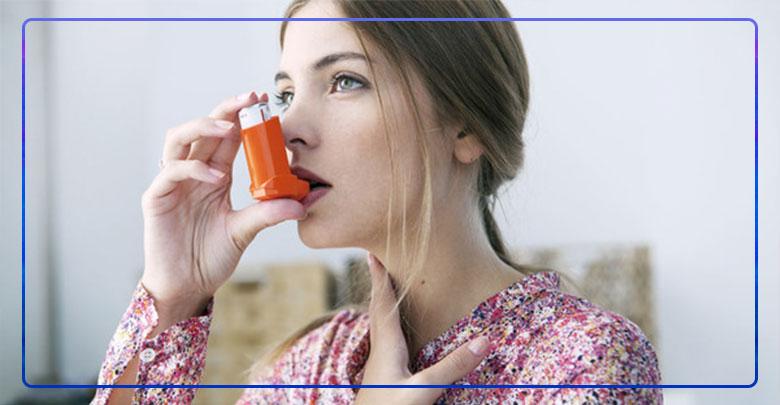 درمان آسم با طب سوزنی