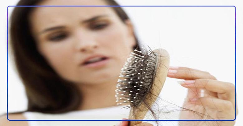 درمان ریزش مو با طب سوزنی برای بانوان